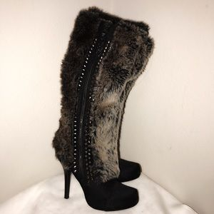 BOOTS WITH THE FUR (Faux Fur) 😉 7